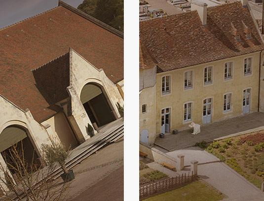 Domaine de la Baronnie- Grange et Manoir
