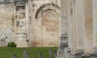 Porte Eglise Saint-Pierre - Domaine de la Baronnie