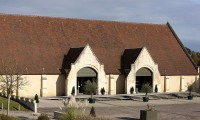 Vue d'ensemble Grange - Domaine de la Baronnie