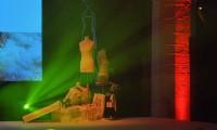 Podium défilé mode - Grange à Dîmes
