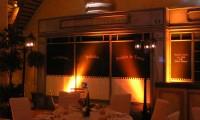 Mise en scène restaurant - Grange à Dîmes