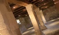 Colonnes - Cellier du Manoir