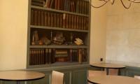 Bibliothèque - Manoir