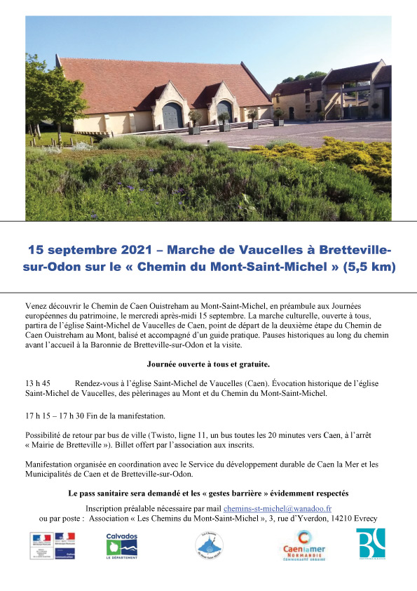 Marche Mont Saint Michel