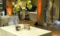 Table en cours de dressage - Grange à Dîmes