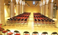 Aménagement conférence - Grange à Dîmes