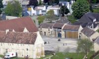 ue aérienne quartier - Domaine de la Baronnie