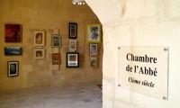 Exposition chambre de l'Abbé - Manoir