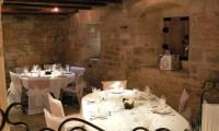 Tables dressées - Cellier du Manoir